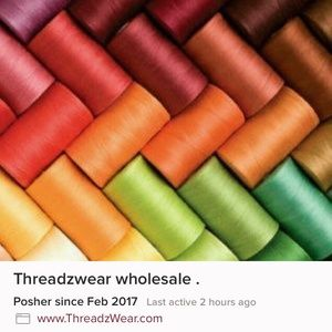 Other - Threadzwear - Incredible Boutique & Wholesaler!